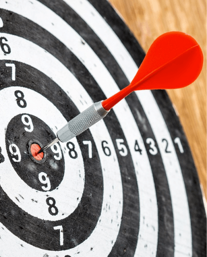 Creating goals in your blogging career!