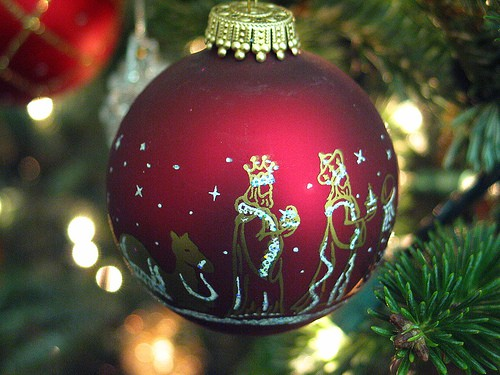 Christmas Ornament Wise Men