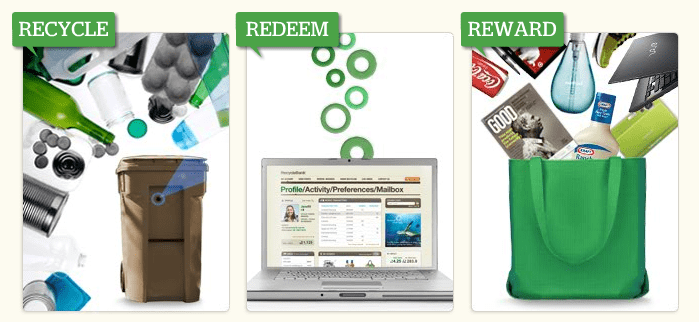 RecycleBank Codes Points