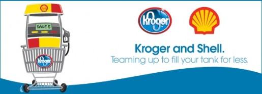 Kroger Shell Gas