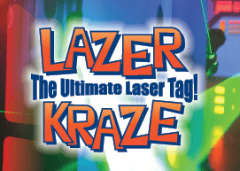 Lazer Kraze Discount
