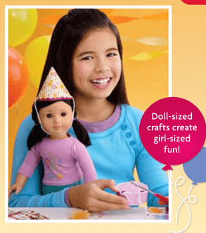The Knack FREE American Girl Family Event!