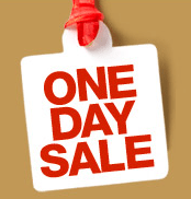 1 day sale coupon
