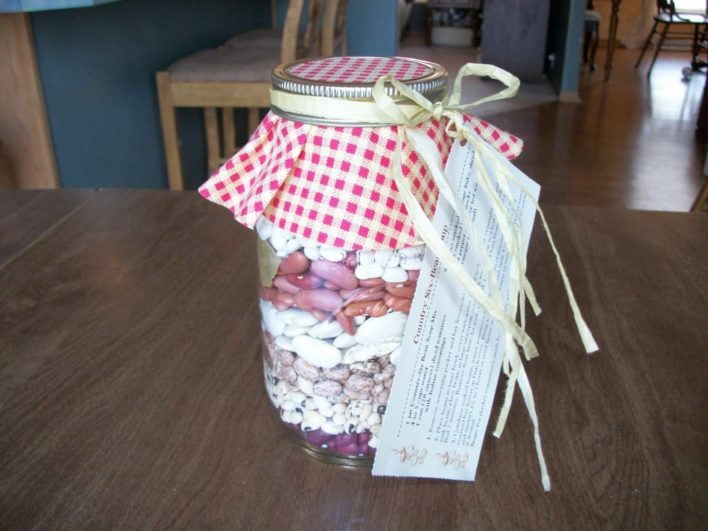 Homemade Christmas GIfts in a Jar - Marye Audet on HubPages