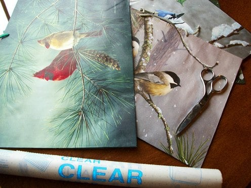 Make Placemats with Gift Bags
