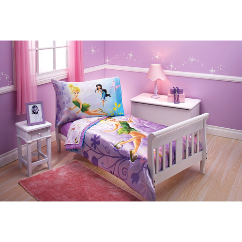 tinkerbell bedding set 32 shipped to store