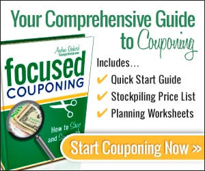 focused couponing 300 Focused Couponing Virtual Coupon Workshop