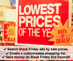Black Friday Ads Deals and Sales