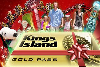 Kroger Kings Island Gold Pass
