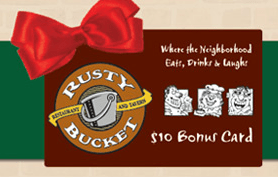 Rusty's pizza coupon code