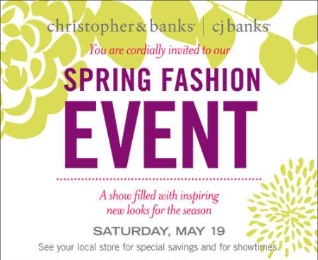 Christopher and banks discount coupons