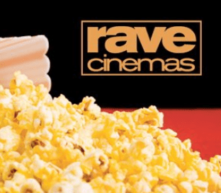 Rave theater coupons