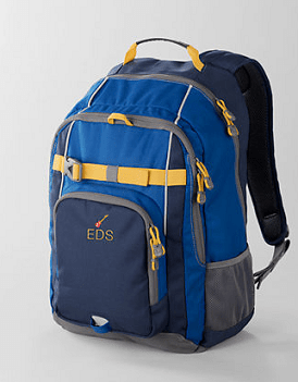 Lands' End: Up to $20 off Next Purchase WYB Backpack