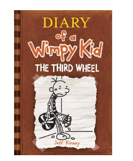 Diary of a wimpy kid the third wheel android diary of wimpy kid series there are twelve books in the diary of a wimpy kid series and four additional books the wimpy kid do it yourself book solutioingenieria Images