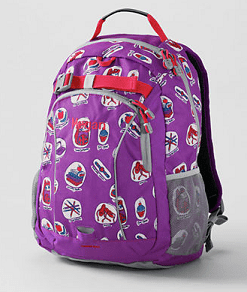 Lands End: Kids' School Supplies Classmate Backpack, $20.24