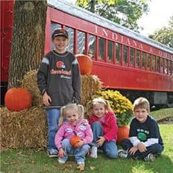Lm&m railroad coupons