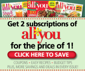 All You Magazine Christmas Deal