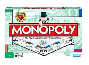 Monopoly Board Game Sale