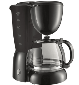 One Cup Coffee Maker Aldi : 10 Cup Drip Coffeemaker, USD 7.99