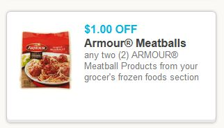Armour Coupon