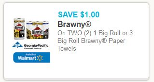 brawny paper towel research