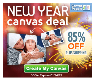 Canvas People New Year Deal