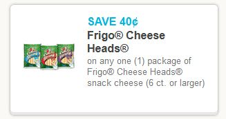 Cheese Head Coupon