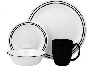 Corelle Livingware Set