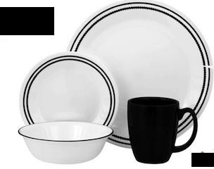 Corelle Livingware Set