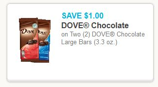 Dove Bar Coupon