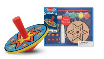 Melissa & Doug Spinning Top