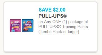 Pull Up Coupon
