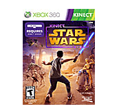 Star Wars Kinect Game