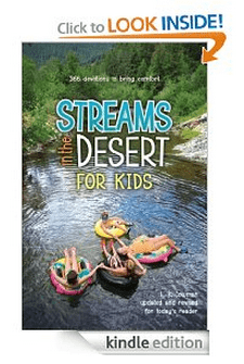 Streams in the Dessert Kids