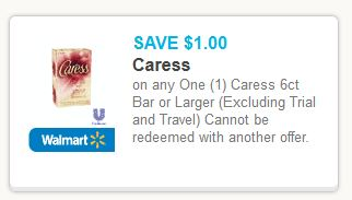 Caress Bar Soap