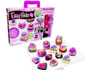 Easy Bake Microwave Deluxe Set