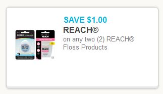 Reach Flosse Coupon
