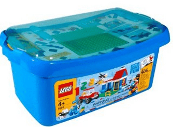 Ultimate Lego Building Set
