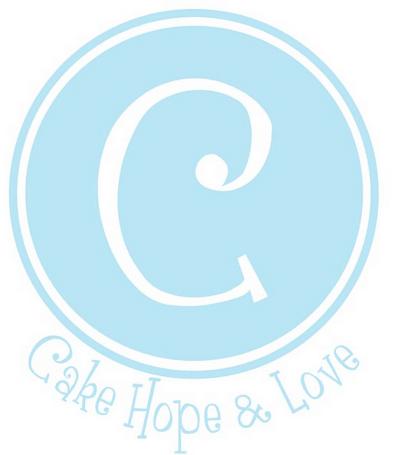 cake, hope, & love logo