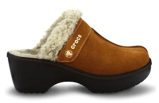 Crocs Leather Clog