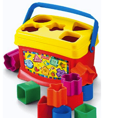 Fisher Price Brilliant Basic Blocks