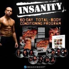 Insanity DVD Sale