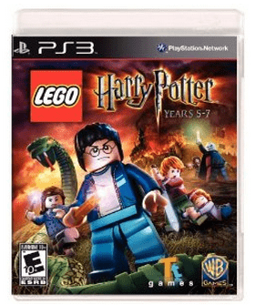 Lego Harry Potter Years 5 - 7 Video Game