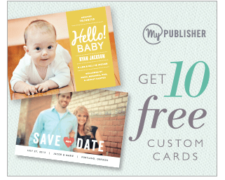 MyPublisher Free Cards