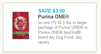 Purina One Coupon