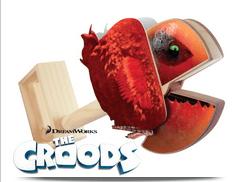The Croods- Piranhakeet Chomper