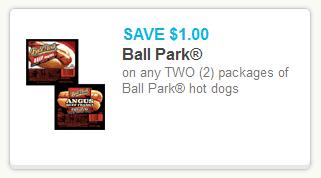 Ball Park Coupon