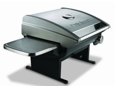 Cuisinart Tabletop Propane Grill