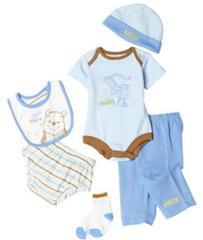 Disney Baby Layette Gift Set