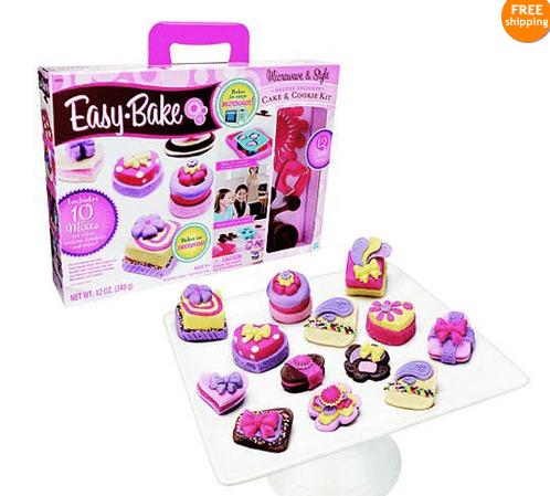 Easy Bake Microwave Set